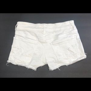 American Eagle Outfitters Shorts - American Eagle Size 00 Midi Super Stretch Shorts